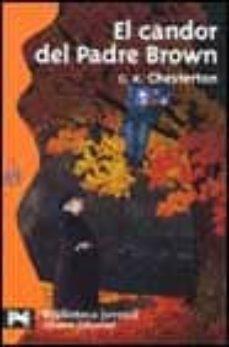 el candor del padre brown (serie padre brown 1)-g.k. chesterton-9788420672861