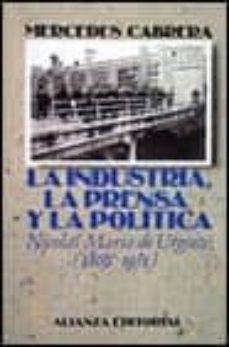 Inmaswan.es La Industria, La Prensa Y La Politica: Nicolas Maria De Urgoiti ( 1869-1951) Image