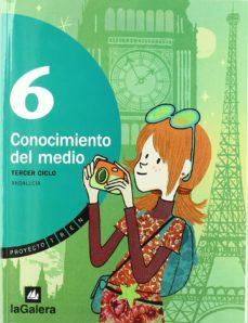 Permacultivo.es Tren C. Medio 6 (Ed. Andalucía) 6º Primaria Image