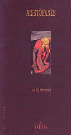 aristofanes-luis gil fernandez-9788424918361
