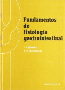 Libros electrónicos gratis para descargar a kindle FUNDAMENTOS DE FISIOLOGIA GASTROINTESTINAL PDB MOBI