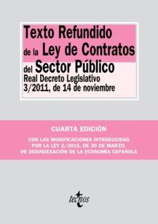 Geekmag.es Texto Refundido De La Ley De Contratos Del Sector Público Image