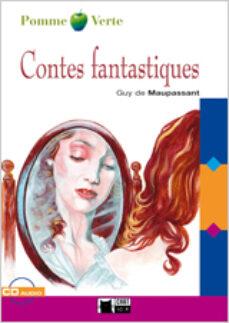 Descarga gratuita de audiolibros de dominio público. CONTES FANTASTIQUE (NIVEAU 1) (INCLUYE CD) 9788431660161