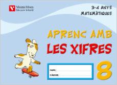 Emprende2020.es Aprenc Amb Les Xifres 08 (3-4 Anys) Image
