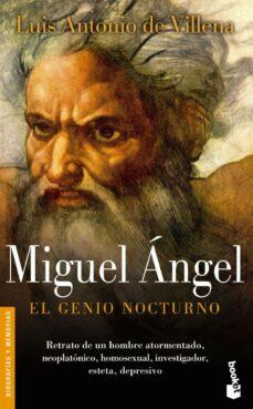 Ojpa.es Miguel Angel: El Genio Nocturno Image
