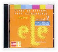 Elmonolitodigital.es Nuevo Ele Inicial 2: Cd Del Cuaderno De Ejercicios Image