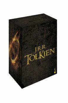 estuche exclusivo tolkien (incluye: el hobbit; el señor de los an illos: la comunidad del anillo; las dos torres; el retorno del rey)-j.r.r. tolkien-9788445000861