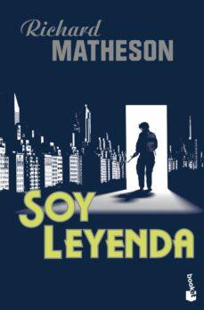 Ebook nl descargar gratis SOY LEYENDA (Literatura española) CHM de RICHARD MATHESON