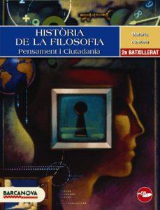Followusmedia.es Història De La Filosofia. Pensament I Ciutadania. Batxillerat. Llibre De L Alumne Image