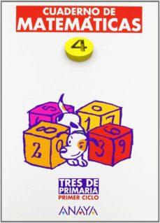 Asdmolveno.it Matematicas Cuaderno 4 2º Primaria Tres De Primaria Ed. 2004 Image