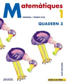 Bressoamisuradi.it Matemàtiques 1 (Quadern 3) (Illes Balears) Image