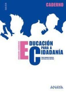 Bressoamisuradi.it Educación Para A Cidadanía 2. Caderno. Educación Secundaria Obligatoria Primer Ciclo Image