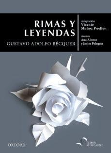 Ebooks para descargas RIMAS Y LEYENDAS (EL ÁRBOL DE LOS CLÁSICOS) de GUSTAVO ADOLFO BECQUER