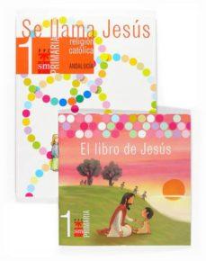 Debatecd.mx Se Llama Jesus (Andalucia) (1º Educacion Primaria) Image
