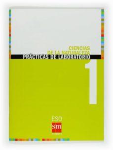 Inmaswan.es Cuaderno De Laboratorio Ciencias Naturales 1º Eso (2009) Image