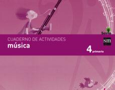 música 4º educacion primaria cuaderno savia ed 2015-9788467578461