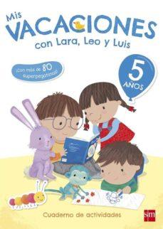 Inmaswan.es Mis Vacaciones Con Lara, Leo Y Luis 5 Años Image
