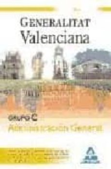 Permacultivo.es Administracion General De La Generalitat Valenciana: Test Grupo C Image