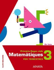 Carreracentenariometro.es Matemàtiques 3.illes Balearscatalán Image