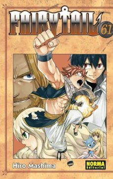 fairy tail 61-hiro mashima-9788467932461