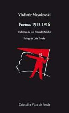 Ebook descarga gratuita pdf thai POEMAS (1913-1916) de VLADIMIR MAIAKOVSKI 9788475220161 PDB ePub MOBI