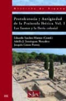 Permacultivo.es Historia De España: Protohistoria Y Antigüedad Vol. 1 Image