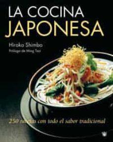 Permacultivo.es La Cocina Japonesa: 250 Recetas Con Todo El Sabor Tradicional Image