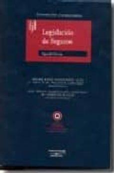 Followusmedia.es Legislacion De Seguros. 2ª Ed. Image