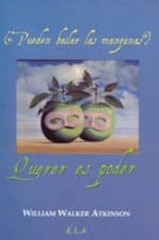 Cronouno.es Querer Es Poder: ¿Pueden Bailar Las Manzanas? (3ª Ed.) Image