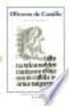 Lofficielhommes.es Oliveros De Castilla: Guia De Lectura Caballeresca Image