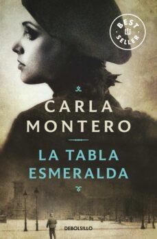 la tabla esmeralda-carla montero-9788490328361