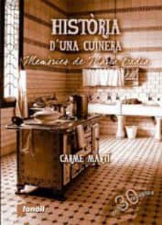 Comercioslatinos.es Historia De Una Cuinera: Memories De Maria Badia Image