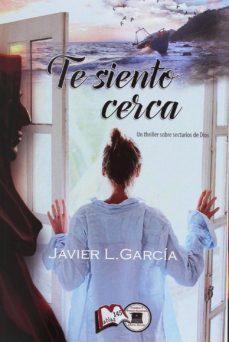 Formato de epub de descarga de libros electrónicos gratis TE SIENTO CERCA in Spanish