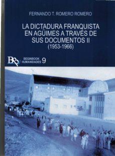 Inmaswan.es La Dictadura Franquista En Aguimes A Traves De Sus Documentos Ii (1953-1966) Image