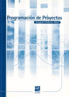 programacion de proyectos-joaquin ordieres mere-9788495301161