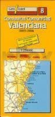 Emprende2020.es Comunitad Valenciana (1:250000) (Geoestel) Image