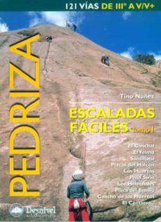 Mrnice.mx Pedriza. Escaladas Faciles (T. I) Image
