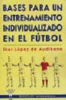 Inmaswan.es Bases Para Un Entrenaimento Individualizado En El Futbol Image