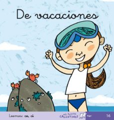 Mrnice.mx De Vacaciones (Mis Primeros Calcetines; 16) (Cursiva) Image
