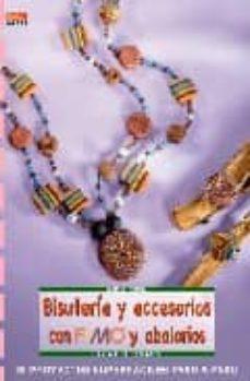 bisuteria y accesorios con fimo y abalorios (35 proyectos superfa ciles paso a paso)-silvia hintermann-9788496777361