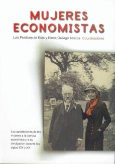 mujeres economistas (ebook)-luis perdices de blas-9788496877061