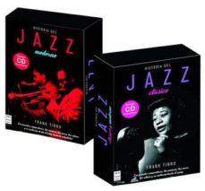 historia del jazz clasico (incluye cd recopilatorio) (2 vols.)-frank tirro-9788496924161