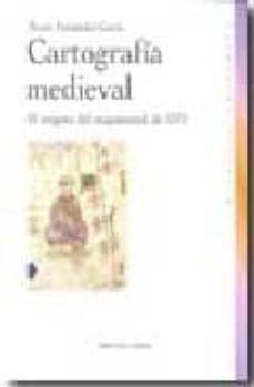 cartografia medieval: el enigma del mapamundi de 1375-alvaro garcia fernandez-9788497429061