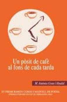 Valentifaineros20015.es Un Posit De Cafe Al Fons De Cada Tarda Image