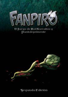 Ojpa.es Fanpiro: El Juego De Rol Narrativo Y Punkdeprimente (2ª Ed.) Image