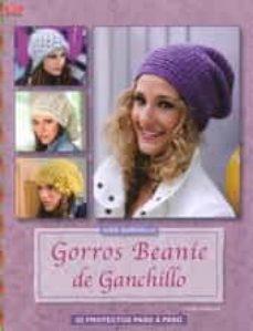 Descarga de libros de audio mp3 gratis GORROS BEANIE DE GANCHILLO de FRAUKE KIEDAISCH 9788498744361 ePub PDF in Spanish