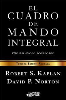 el cuadro de mando integral (3ª edicion revisada)-david p. norton-robert s. kaplan-9788498754261