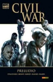 civil war: preludio-alex maleev-9788498854961