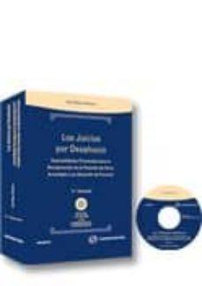 Inmaswan.es Juicios Por Desahucio (3ª Ed.) (Incluye Cd) Image