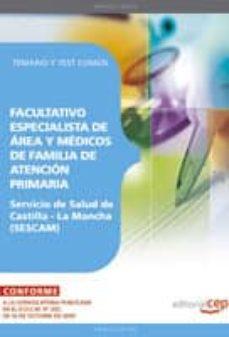 Milanostoriadiunarinascita.it Facultativo Especialista De Area Y Medicos De Familia De Atencion Primaria. Servicio De Salud De Castilla - La Mancha (Sescam). Image
